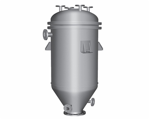 Tubular Filter For High Viscous Material