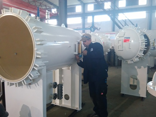 Hign-end products for aviation industry successfully deliveried
