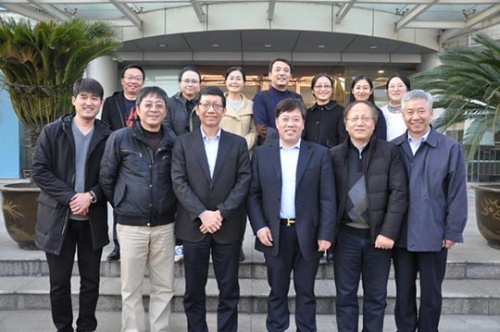Industry-University-Research Cooperation | Academician Tu Shandong of Chinese Academy of Engineering led a delegation to visit Susnhine
